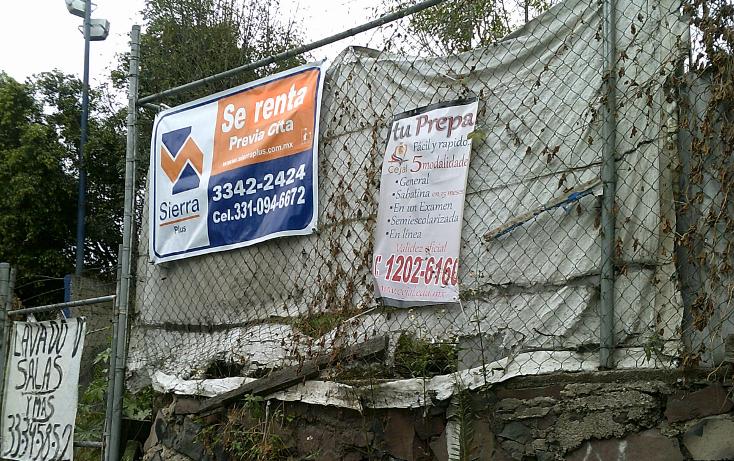 Foto de terreno habitacional en renta en  , san pedro pescador, san pedro tlaquepaque, jalisco, 2045669 No. 07