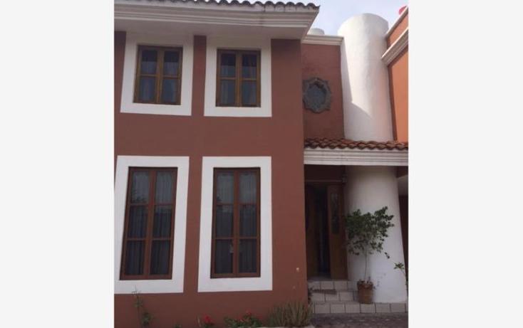 Foto de casa en renta en  , san pedro, puebla, puebla, 1669538 No. 01