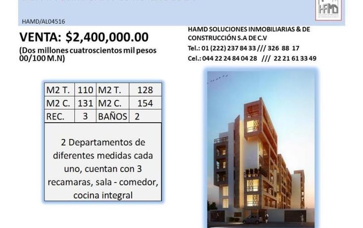 Foto de departamento en venta en  , san pedro, puebla, puebla, 1847344 No. 03