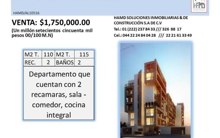 Foto de departamento en venta en  , san pedro, puebla, puebla, 1847426 No. 03