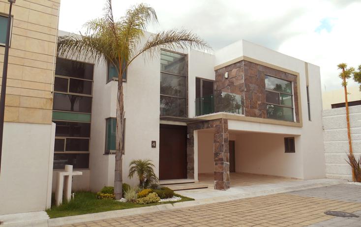 Foto de casa en venta en  , san pedro, san andr?s cholula, puebla, 1658893 No. 01