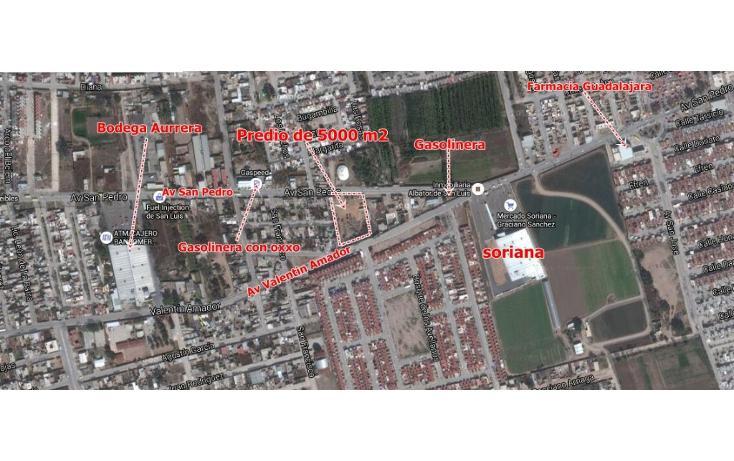 Foto de terreno comercial en venta en  , san pedro, san luis potosí, san luis potosí, 1375997 No. 01