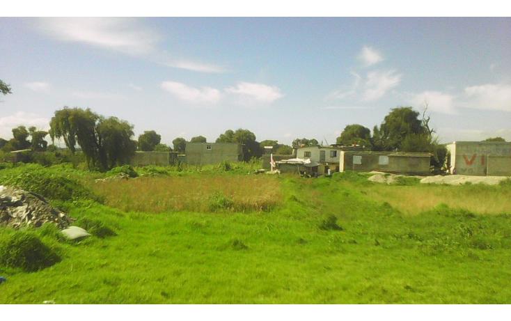 Foto de terreno habitacional en venta en  , san pedro, san mateo atenco, m?xico, 1244795 No. 01
