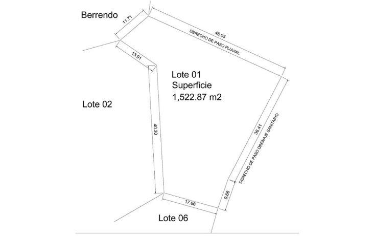 Foto de terreno habitacional en venta en  , san pedro, san pedro garza garcía, nuevo león, 1991868 No. 01