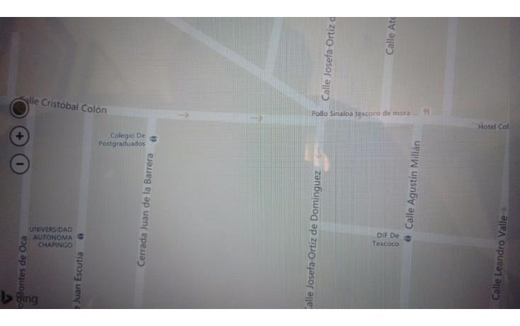 Foto de terreno comercial en venta en  , san pedro, texcoco, m?xico, 1772574 No. 02
