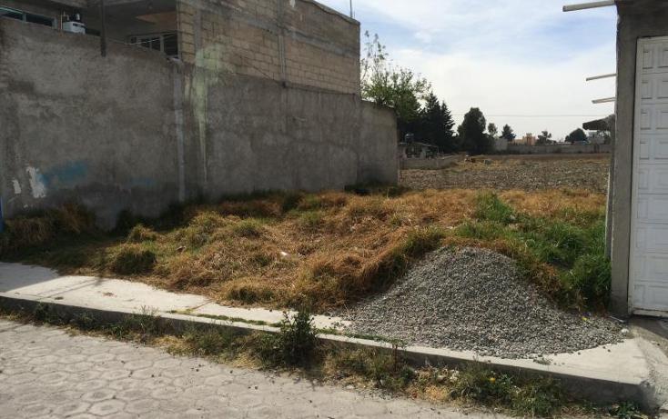 Foto de terreno habitacional en venta en  , san pedro totoltepec, toluca, méxico, 1766446 No. 01