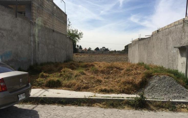 Foto de terreno habitacional en venta en  , san pedro totoltepec, toluca, méxico, 1766446 No. 02
