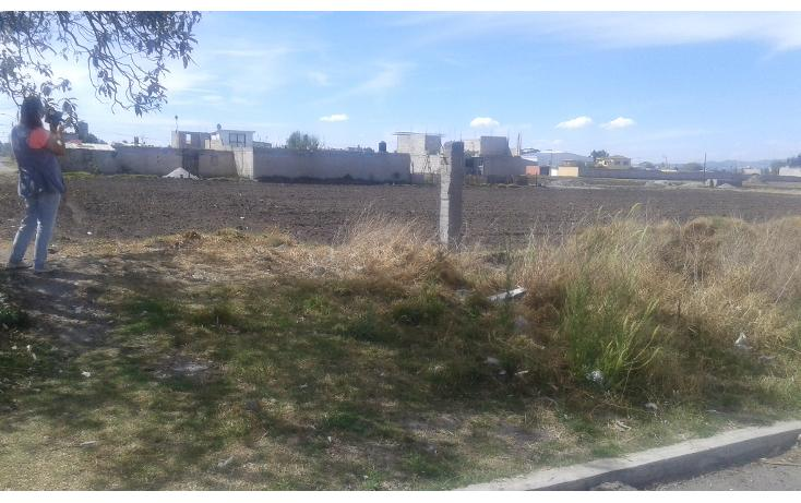 Foto de terreno comercial en venta en  , san pedro totoltepec, toluca, méxico, 948687 No. 01
