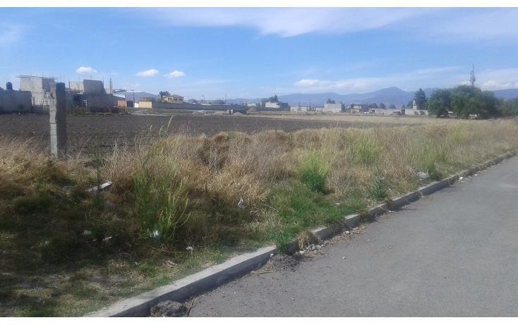 Foto de terreno comercial en venta en  , san pedro totoltepec, toluca, méxico, 948687 No. 02