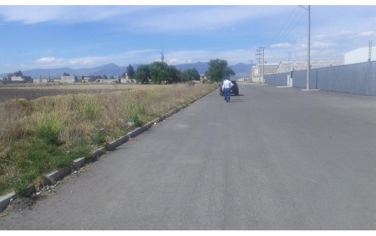 Foto de terreno comercial en venta en  , san pedro totoltepec, toluca, méxico, 948687 No. 03