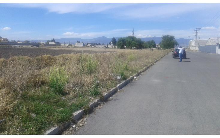 Foto de terreno comercial en venta en  , san pedro totoltepec, toluca, méxico, 948687 No. 05
