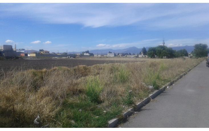 Foto de terreno comercial en venta en  , san pedro totoltepec, toluca, méxico, 948687 No. 06
