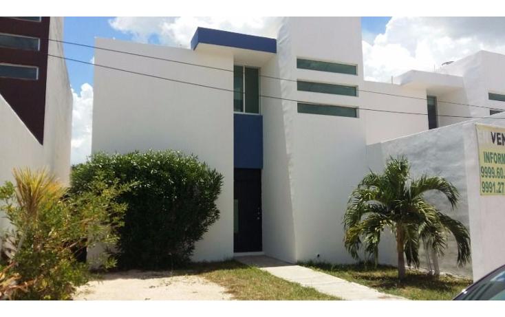 Foto de casa en venta en  , san pedro uxmal, mérida, yucatán, 1053415 No. 01