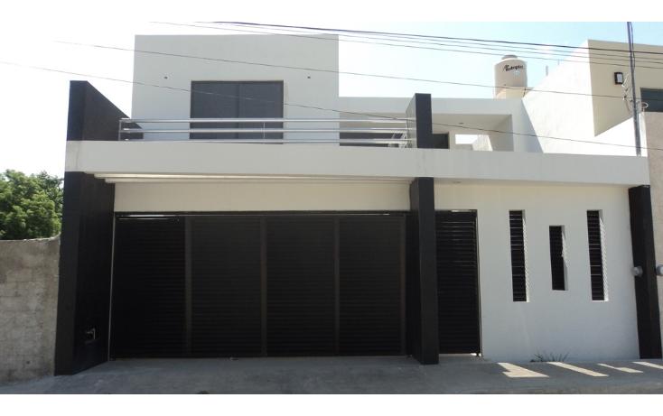 Foto de casa en venta en  , san pedro uxmal, m?rida, yucat?n, 1100427 No. 01