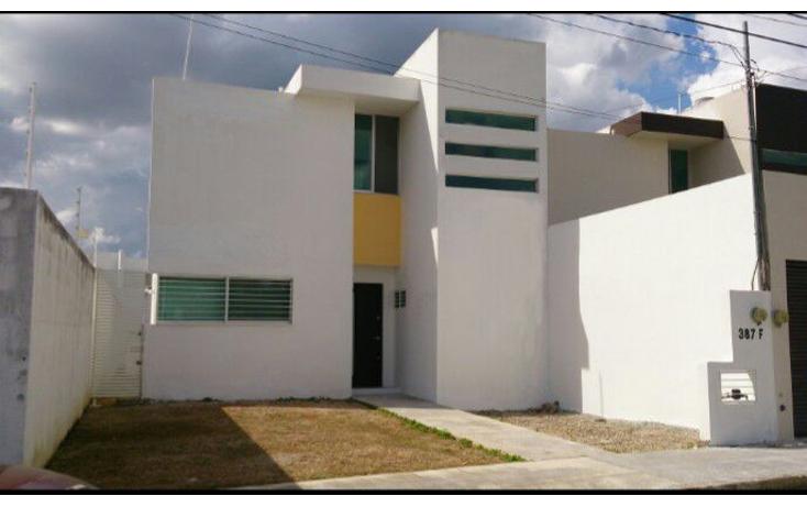 Foto de casa en renta en  , san pedro uxmal, mérida, yucatán, 1266745 No. 01