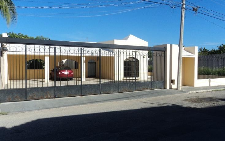 Foto de casa en venta en, san pedro uxmal, mérida, yucatán, 1297363 no 01