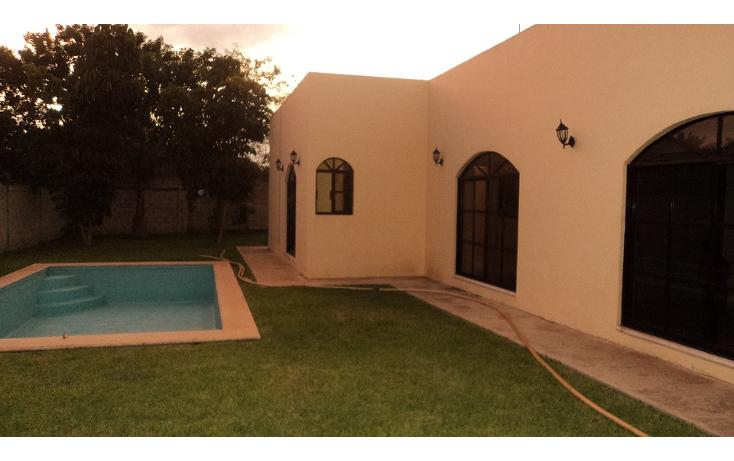 Foto de casa en venta en  , san pedro uxmal, mérida, yucatán, 1297363 No. 05