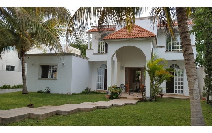 Foto de casa en renta en  , san pedro uxmal, mérida, yucatán, 1343717 No. 01