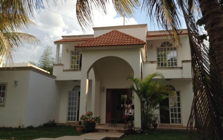 Foto de casa en renta en  , san pedro uxmal, mérida, yucatán, 1343717 No. 02