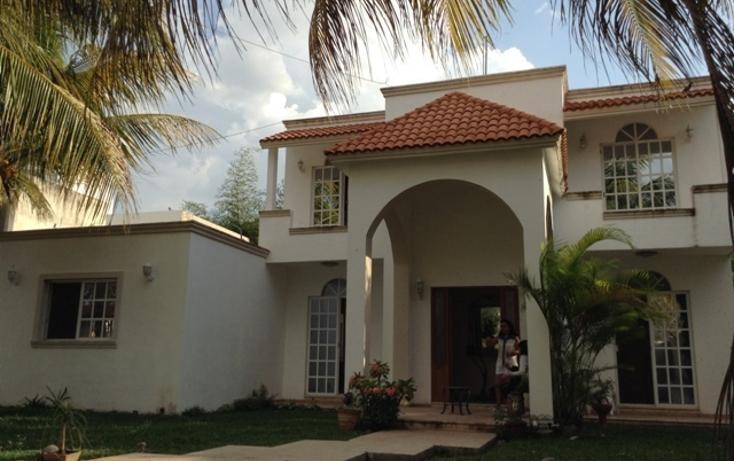 Foto de casa en renta en  , san pedro uxmal, mérida, yucatán, 1343717 No. 04