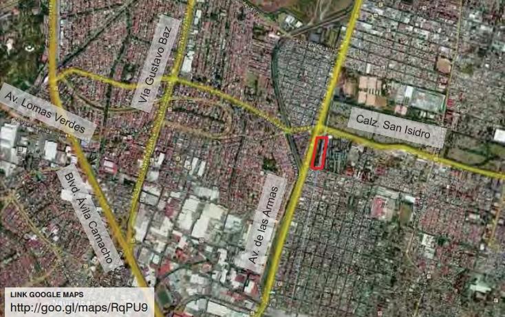 Foto de local en renta en  , san pedro xalpa, azcapotzalco, distrito federal, 1447845 No. 01