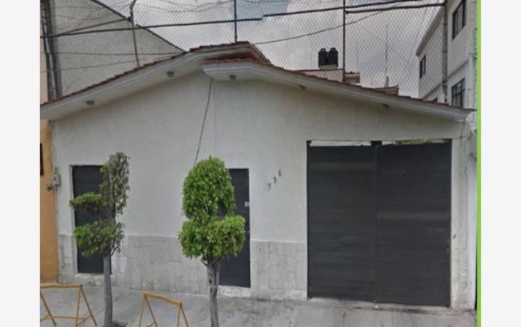 Foto de casa en venta en  , san pedro zacatenco, gustavo a. madero, distrito federal, 1595038 No. 01