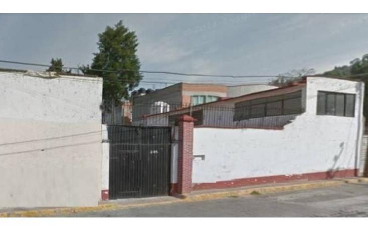 Foto de casa en venta en  , san pedro zacatenco, gustavo a. madero, distrito federal, 746881 No. 01