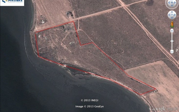 Foto de terreno habitacional en venta en  , san quint?n, ensenada, baja california, 450734 No. 02