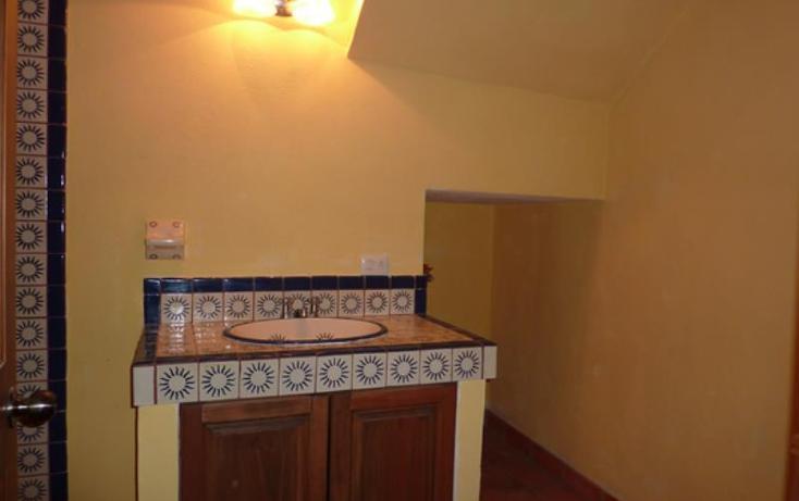 Foto de casa en venta en san rafael 1, san rafael, san miguel de allende, guanajuato, 713073 No. 09
