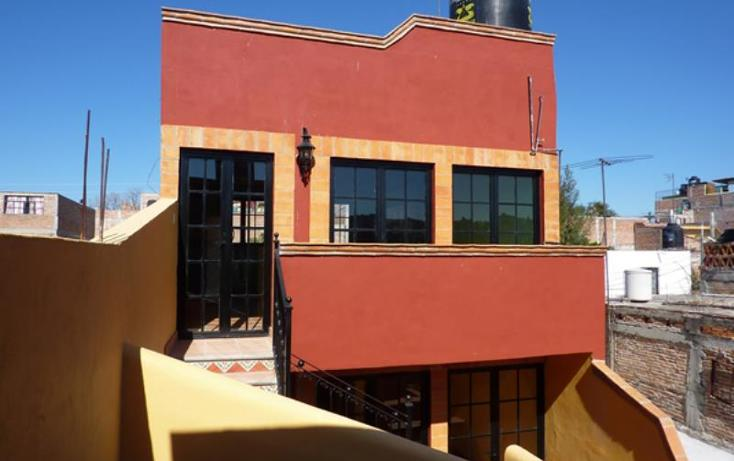 Foto de casa en venta en san rafael 1, san rafael, san miguel de allende, guanajuato, 713073 No. 19