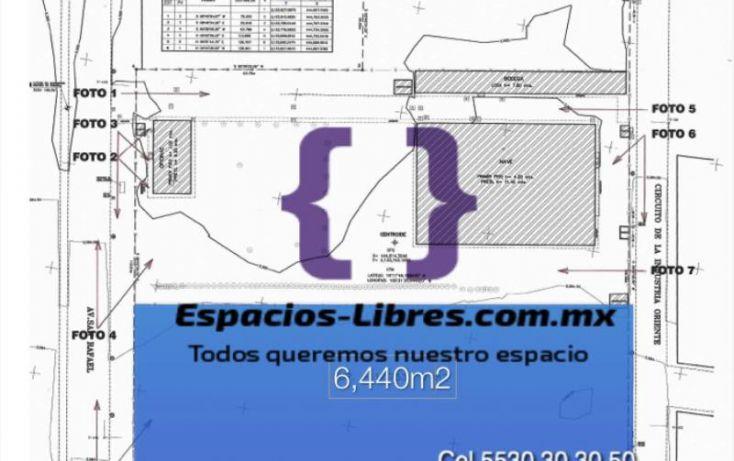 Foto de terreno habitacional en renta en san rafael 17, isidro fabela, lerma, estado de méxico, 1703036 no 02