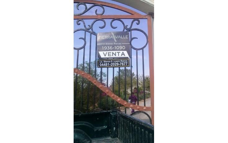 Foto de rancho en venta en  , san rafael, cadereyta jiménez, nuevo león, 1238273 No. 01