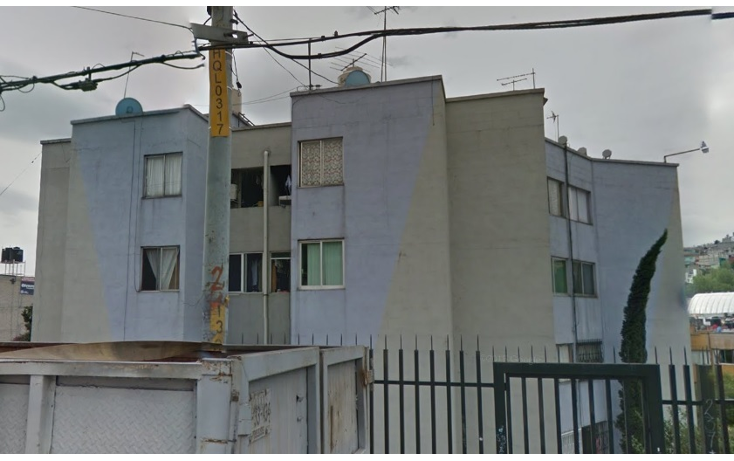 Foto de departamento en venta en  , san rafael chamapa (tabiquera 8), naucalpan de ju?rez, m?xico, 1908453 No. 01
