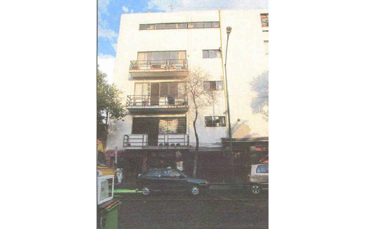 Foto de edificio en venta en  , san rafael, cuauhtémoc, distrito federal, 1389857 No. 01