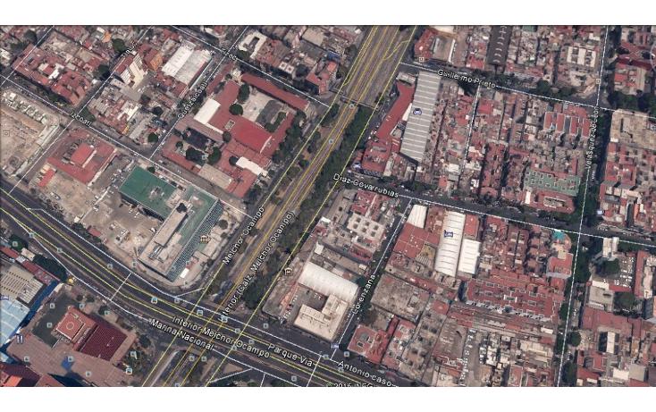 Foto de terreno habitacional en venta en  , san rafael, cuauhtémoc, distrito federal, 1579238 No. 01