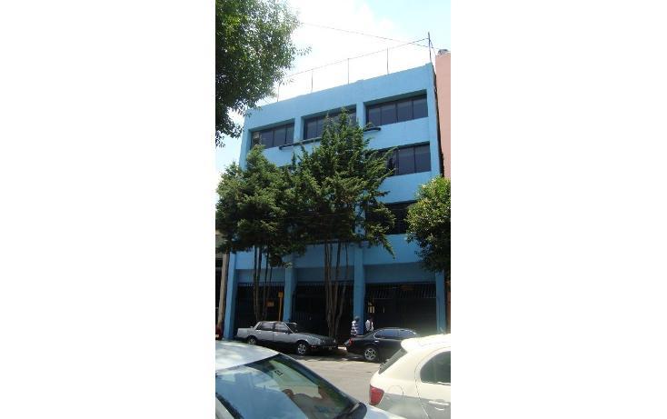 Foto de edificio en renta en  , san rafael, cuauhtémoc, distrito federal, 2021613 No. 01