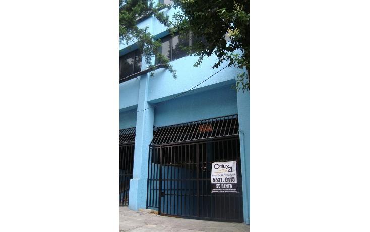 Foto de edificio en renta en  , san rafael, cuauhtémoc, distrito federal, 2021613 No. 02