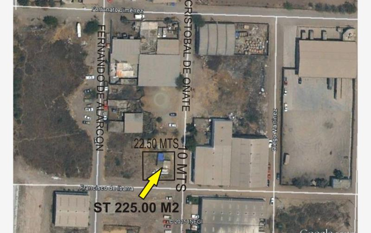 Foto de terreno habitacional en venta en  , san rafael, culiacán, sinaloa, 838857 No. 01