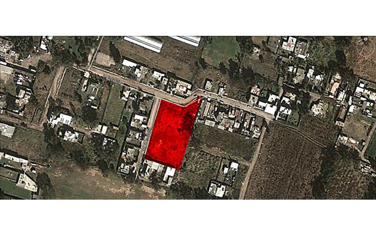 Foto de terreno habitacional en venta en  , san rafael ixtlahuaca, tultepec, méxico, 1271879 No. 01