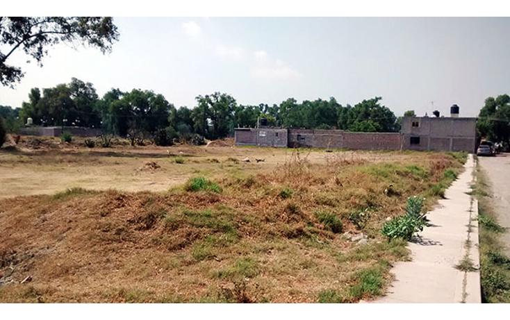 Foto de terreno habitacional en venta en  , san rafael ixtlahuaca, tultepec, méxico, 1271879 No. 04
