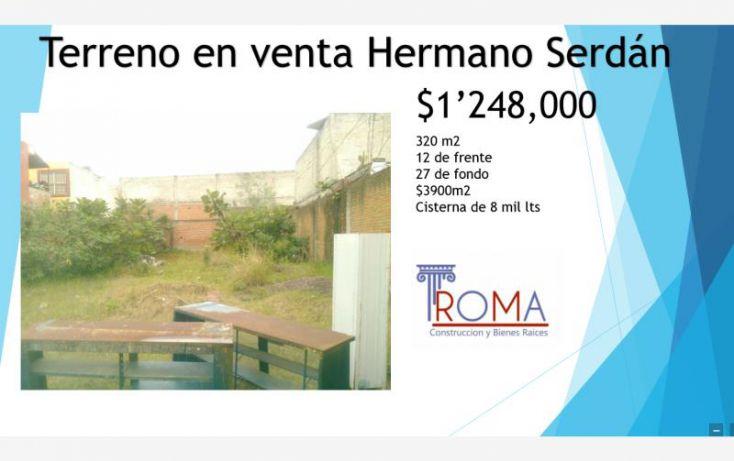 Foto de terreno habitacional en venta en, san rafael poniente, puebla, puebla, 1402017 no 02
