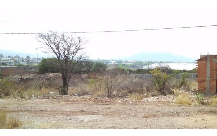 Foto de terreno habitacional en venta en  , san rafael, san juan del río, querétaro, 1943681 No. 01