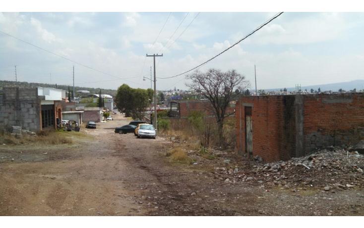 Foto de terreno habitacional en venta en  , san rafael, san juan del río, querétaro, 1943681 No. 04