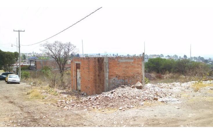 Foto de terreno habitacional en venta en  , san rafael, san juan del río, querétaro, 1943681 No. 05