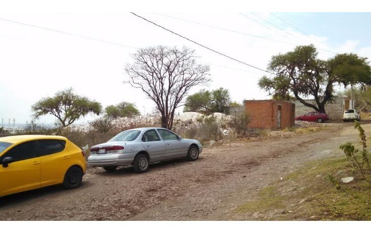 Foto de terreno habitacional en venta en  , san rafael, san juan del río, querétaro, 1943681 No. 06