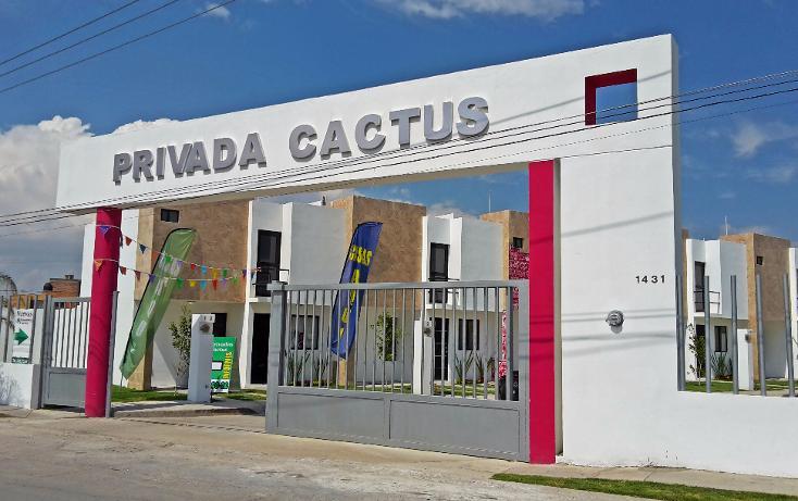 Foto de casa en venta en  , san rafael, san luis potosí, san luis potosí, 1197231 No. 01