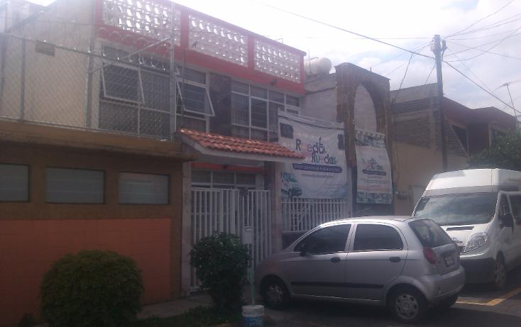 Foto de casa en venta en  , san rafael, tlalnepantla de baz, méxico, 1244305 No. 01