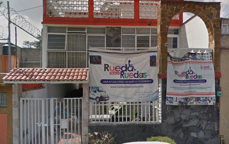 Foto de casa en venta en  , san rafael, tlalnepantla de baz, méxico, 1445489 No. 01
