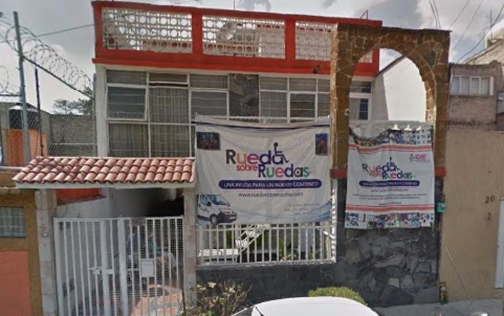 Foto de casa en venta en  , san rafael, tlalnepantla de baz, méxico, 1445489 No. 02