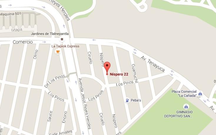 Foto de casa en venta en  , san rafael, tlalnepantla de baz, méxico, 1445489 No. 03